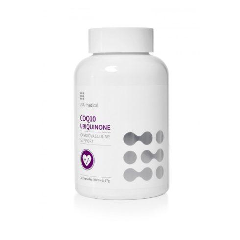 USA Medical Q10 UBIQUINONE kapszula 30 db - szívünk támogatója