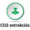 CBD szuperkritikus szén-dioxid extrakciós eljárás