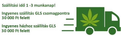 akár ingyenes szállítás gls csomagpontra és ingyenes GLS házhoz szállítási lehetőség